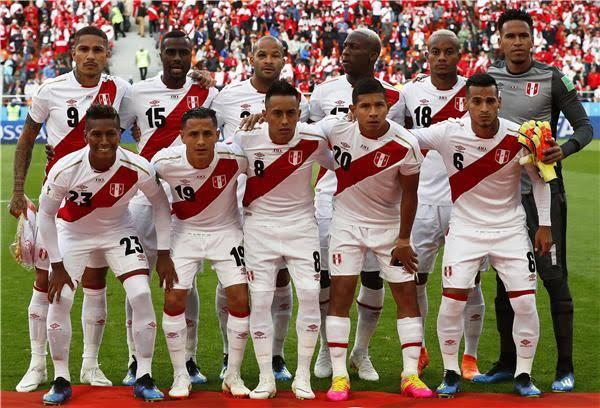 تشكيل بيرو ضد تشيلى امم افريقيا 2019 عبر سوفت سلاش