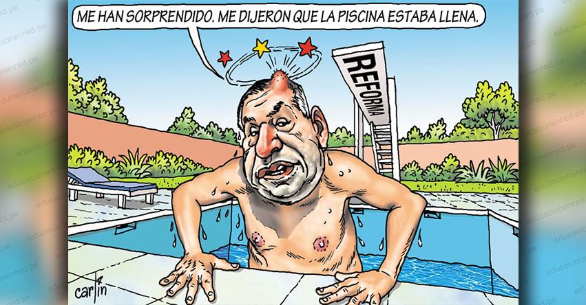 Carlincaturas Martes 14 Julio 2020 - La República
