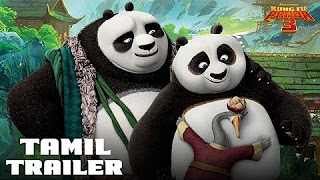 Kung Fu Panda 3 _ Official Tamil Trailer _ Fox Star India