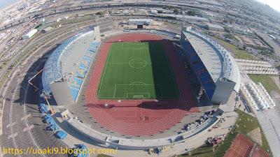تصميم مجمع كرة القدم