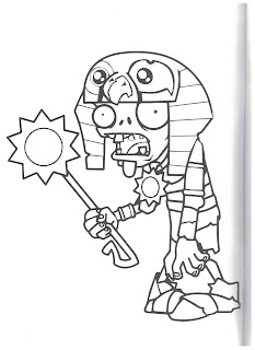 раскраски для мальчиков зомби