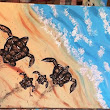 WILDLY Popular Sea Turtles Painting - A Unique Gift for the Person Who Has Everything!