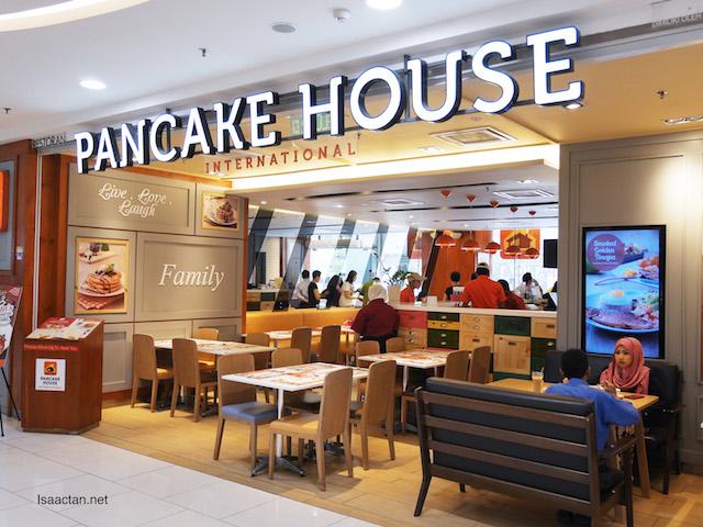 Pancake House International @ Quill City Mall, Kuala Lumpur