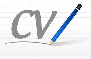 Contoh CV Bahasa Inggris Versi Baru lainnya
