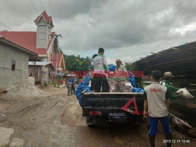 Satu Gereja dan 23 Rumah, Dibersihkan FPI Pasca Musibah Banjir Lumpur di Sulteng