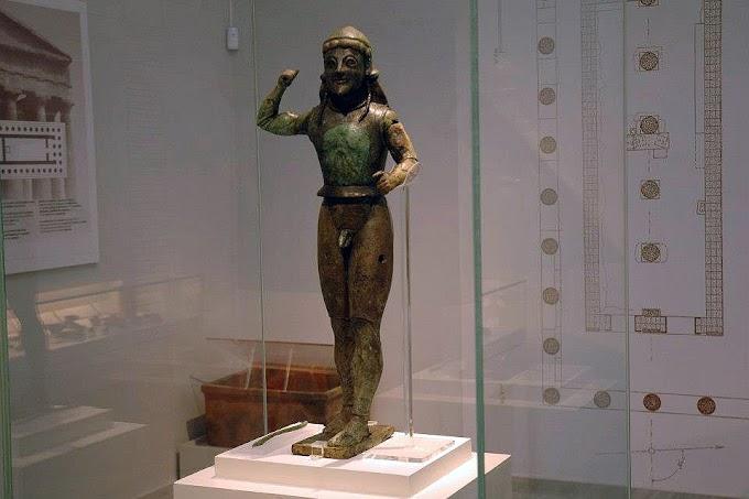 Εντυπωσιάζει τον επισκέπτη το Αρχαιολογικό Μουσείο Καρδίτσας