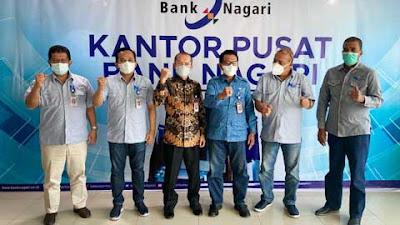 Kinerja Keuangan Bank Nagari pada Triwulan II 2021 Membaik