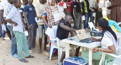 After #EndSARS, thousands sign petition asking INEC to commence voter registration
