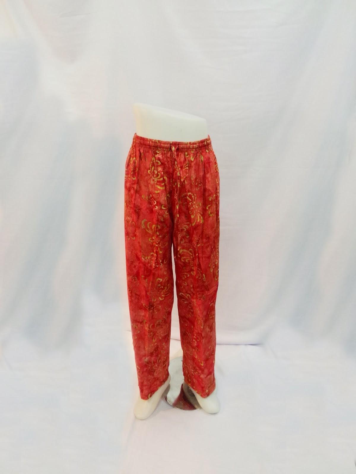 Batik Grosir Waroeng Opera Indonesian Craft  Celana dan Rok Batik ca3dea7227