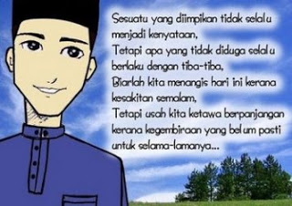 Gambar Kata Kata Islami