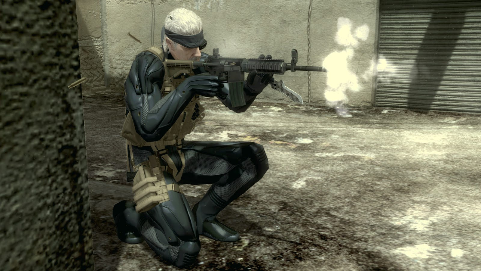 Metal Gear Solid PC Download
