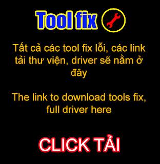 [ Full Driver ] Cần thiết để chạy hack | need download