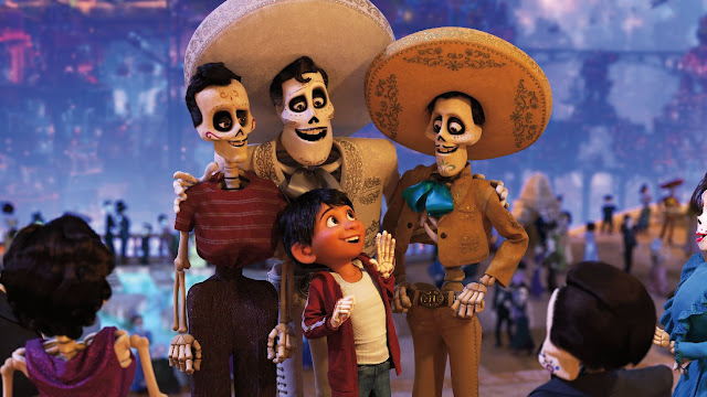 Anthony Gonzalez Gael García Bernal Adrian Molina Lee Unkrich | Disney Pixar Coco