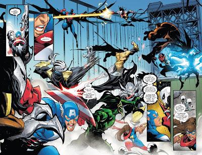 """Reseña de """"100% Marvel. Venenizados"""" de Iban Coello y Cullen Bunn - Panini Cómics"""