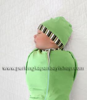 Bedong Bayi Instant Cuddle Me / Harga Rp 55.000