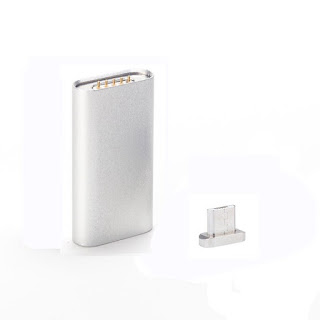 New Magnetic To Micro USB Charger Cable Adapter For Android LG SUMSUNG Phone