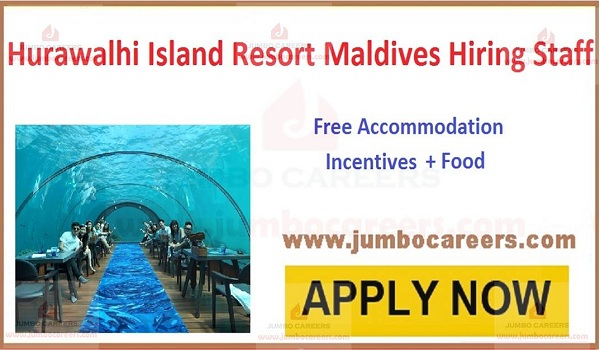 Available Resort jobs with salary,