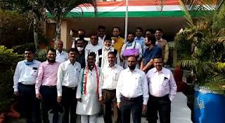 गणतंत्र दिवस पर देशभक्ति के रंग से सराबोर रहा अंच