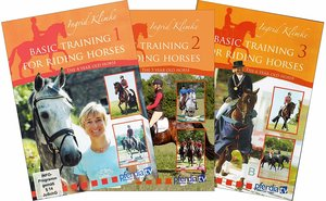Best Horse Training DVDs / Videos