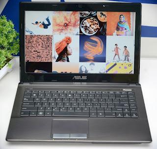 Laptop Bekas Asus K43TA