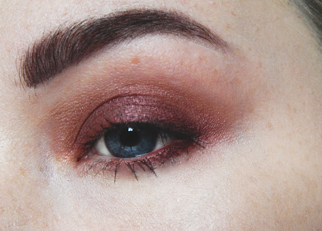 Dark Autumn Makeup Look Blogtober 2016