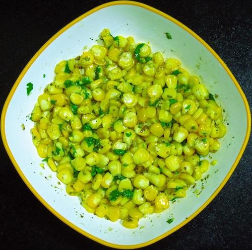 Italian-corn-salad