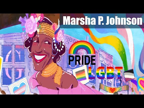 news australian google doodle of marsha p johnson beloved trans rights activist will close out pride month news australian google doodle of
