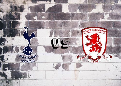 Tottenham Hotspur vs Middlesbrough  Resumen y Partido Completo