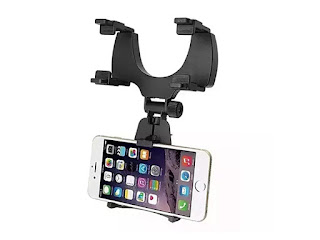 Eye Level In-Car Smartphone Holder