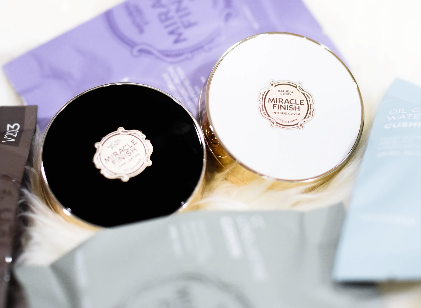 Pen My Blog: THE FACE SHOP | Miracle Finish Cushion - What You Need ...