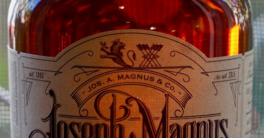 Joseph Magnus Bourbon Pursuit & Keg N Bottle Single Barrel...