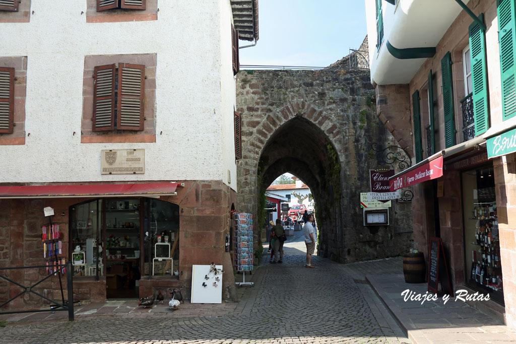 Puerta de san Juan de Pie de Puerto