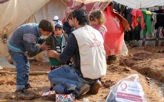 Qatar Sumbang 50 Juta USD untuk Rakyat Suriah