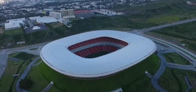 Estadio donde juega Equipo Chivas de Local