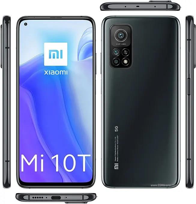 سعر هاتف Xiaomi Mi 10T في المغرب