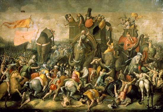 Guerras Púnicas (264 a.C. a 146 a.C.)