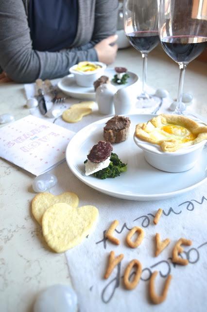 ricette semplici per san valentino