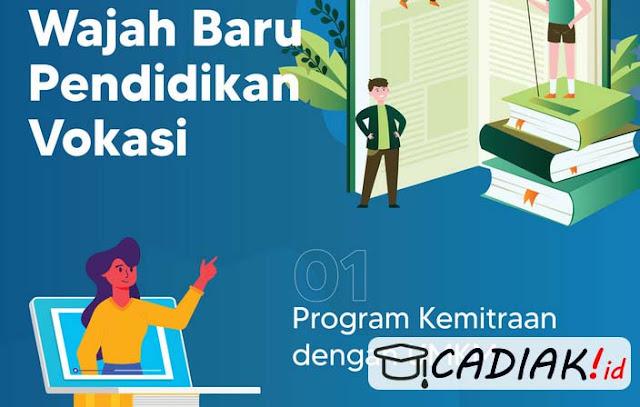 Wajah Baru Pendidikan Vokasi di Indonesia
