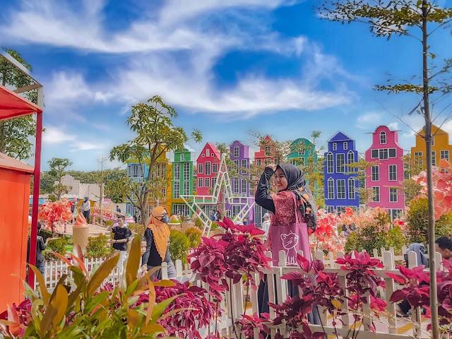 Wisata Kota Mungil Kediri Jawa Timur