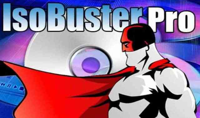 تحميل برنامج IsoBuster v4.8 Portable نسخة محمولة مفعلة اخر اصدار