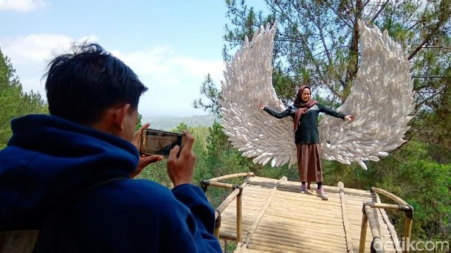 Wisata Bukit Seribu Besek Purworejo