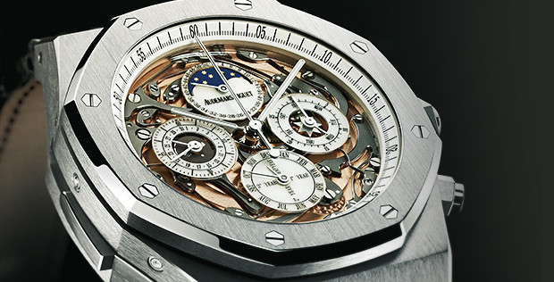 Audemars Piguet Royal Oak Grande Complication – Rp 11,5 M