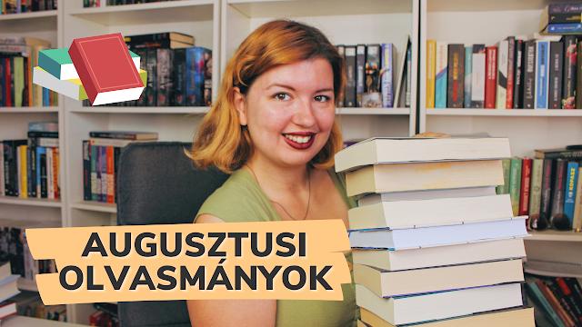 könyvklub, ezeket a könyveket olvastam augusztusban, augusztusi  összegzés, havi összegzé,s könyvkritika, könyvvélemény, könyves kedvcsináló, könyvmoly, könyvajánló, muti mit olvasol, könyves csatorna, magyar booktuber, könyves videó, mit olvastam múlt hónapban,