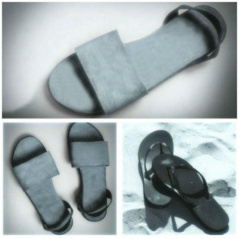 gk kreativ: Upcycling - aus Flip Flops werden Ledersandanlen
