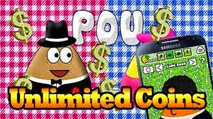 POU Mod Terbaru (Unlimited Coins)