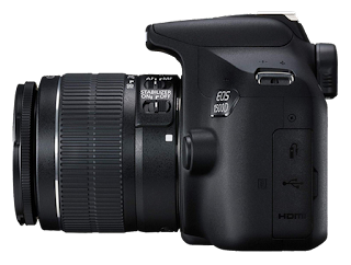 The best entry level DSLRs Camera - Canon EOS 1500D review