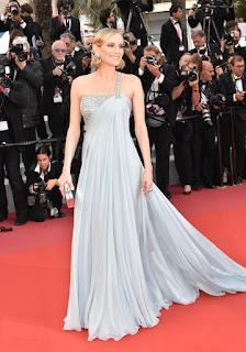 Diane Kruger-Armani