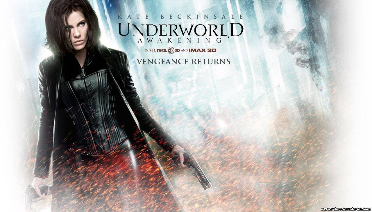 Thế Giới Ngầm 4: Trỗi Dậy - Underworld: Awakening (2012)