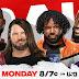 Dois combates pelo título em destaque hoje no RAW e muito mais