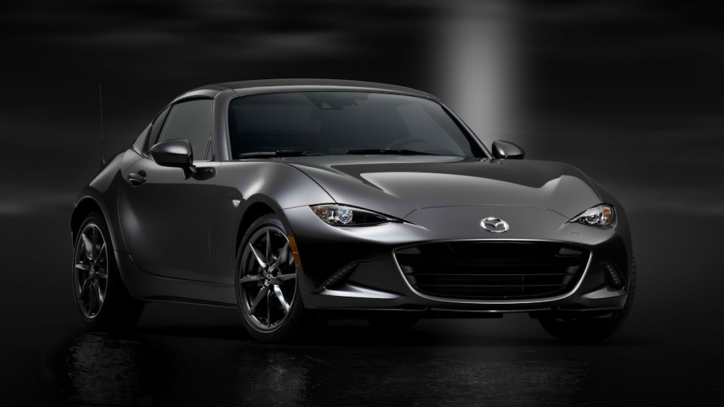 New York International Auto Show: Mazda Shows Off MX-5 with